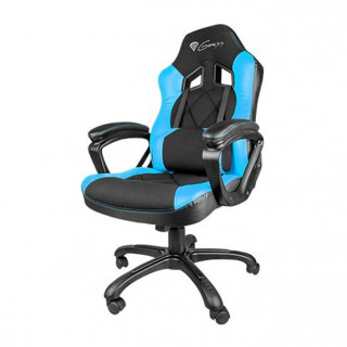 Natec Genesis SX33 gamer szék, fekete-kék (NFG-0782) PC