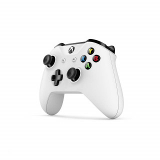 Xbox One Vezeték nélküli Kontroller (Fehér) Xbox One